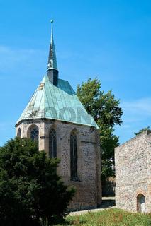 Magdalenenkapelle in der Altstadt von Magdeburg