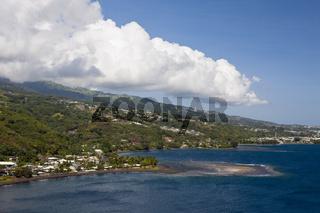 Matavai Bay, Tahiti, Franzoesisch-Polynesien