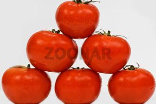 Tomaten Dreieck