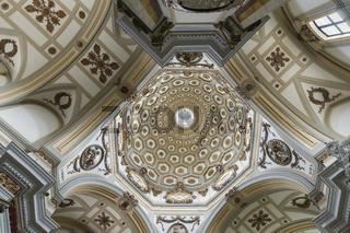 Kuppel, Chiesa del Carmine,  Martina Franca