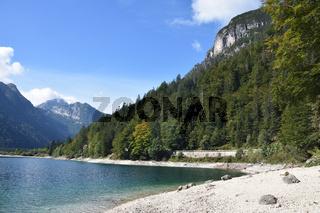 Der Raibl-See oder Predil-See