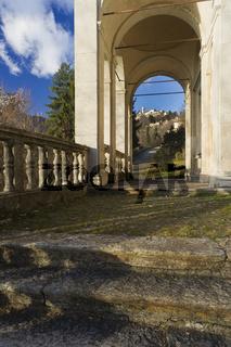 Kapelle Sacro Monte di Varese