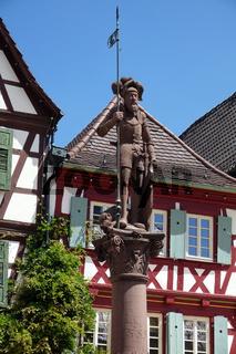 Marktbrunnen in Bretten