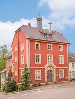 Rathaus Bad-Dürrheim-Öfingen