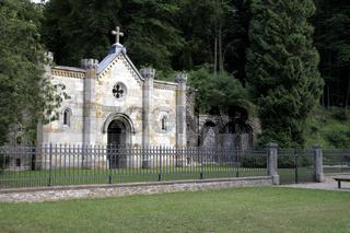 Fürstliches Mausoleum am Büchenberg