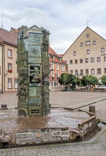 Neuer Brunnen Villingen, Villingen-Schwenningen