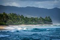 Luxury Houses On The Hawaiian North Shore
