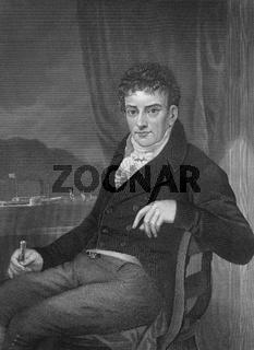 Robert Fulton, 1765 - 1815, an engineer