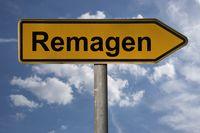 Wegweiser Remagen | signpost Remagen