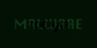 Malware Concept Vector