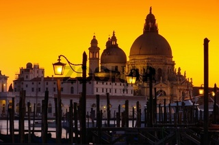 Venedig Santa Maria della Salute - Venice Santa Maria della Salute 01