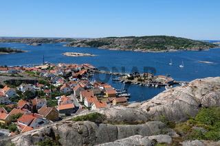 Fjällbacka, Schweden