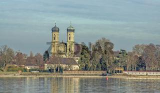 Schloss und Schlosskirche Friedrichshafen