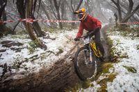 Victorian Downhill Series Mt Buller - Practice