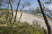 Strand auf der Nordseeinsel Föhr