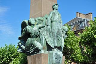 Straßburg Obelisk