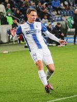 deutscher Fussballer Alexander Bittroff 1.FC Magdeburg DFB 3.Liga Saison 2020-21