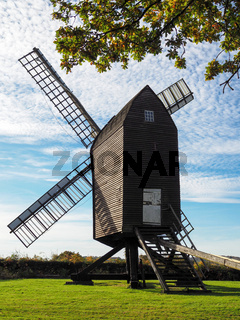 View of Nutley Windmill in the Ashdown Forest