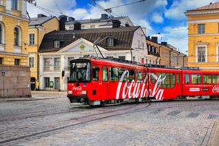 Coca-Cola HSL Tram and Sederholm House