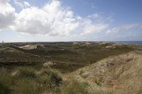 Kampen Dünenlandschaft