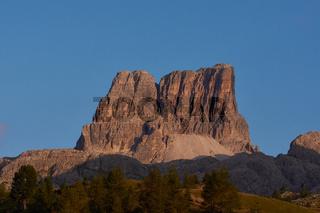 Monte Averau, Falzarego pass