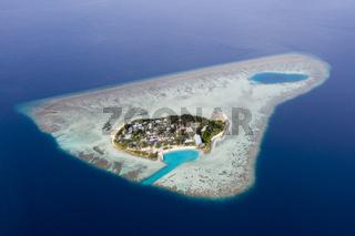 Einheimischeninsel, Rakheedhoo, Malediven