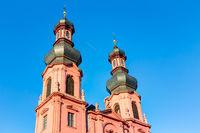 Die katholische Kirche St. Peter in Mainz