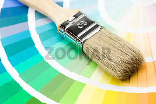 Painting colors