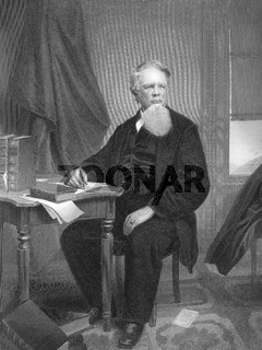 William Gilmore Simms, 1806 - 1870, a poet, novelist and historian