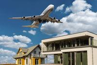 Schutz vor Lärm und Umweltschutz im Flugverkehr
