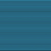 Horizontal stripes in light blue and black