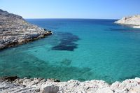 Bucht auf Pserimos