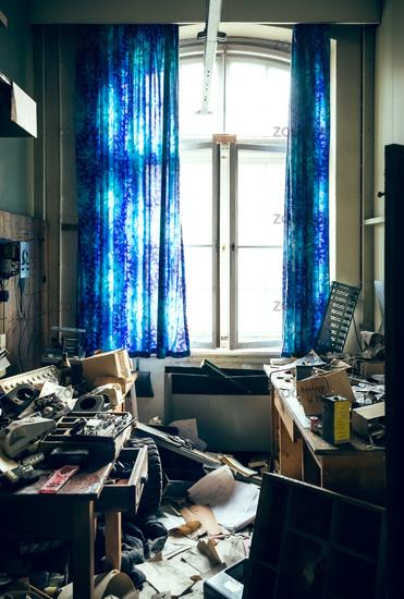 Das Zimmer des Handwerkers
