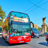 City Sightseeing Bus in Athens