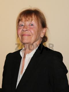 deutsche Schauspielerin Jutta Hoffmann bei einer Filmveranstaltung in Magdeburg am 09.09.2020