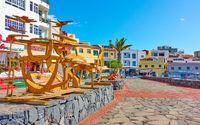 Waterfront in Los Abrigos