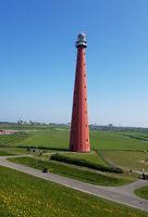 Leuchtturm Huisduinen, Lange Jaap