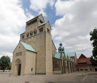 Unesco Welterbe Hildesheimer Dom St. Marien