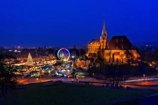 Erfurt Weihnachtsmarkt - Erfurt christmas market 21