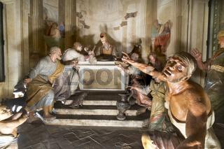 Jesus wird beschnitten, Scaro Monte di Varese