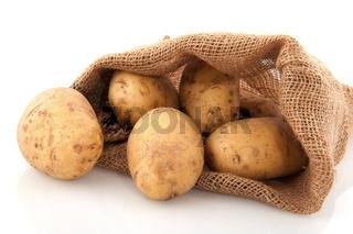 bag potatoes
