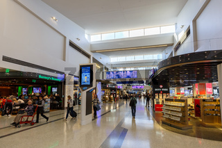 Flughafen Los Angeles Airport LAX Tom Bradley International Terminal