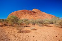 The Olgas Northern Territory Australia