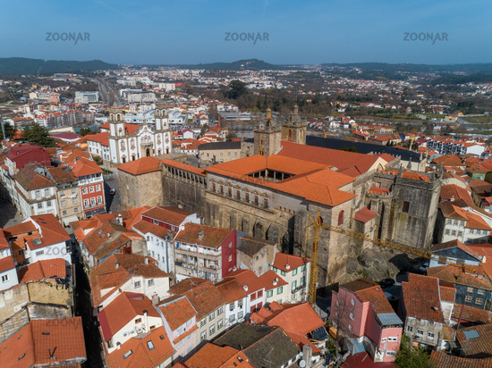 Old historic town Viseu