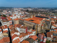 Old historic town Viseu