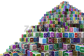 Toy Cube Hill