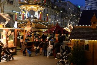 Weihnachtsmarkt in Offenbach