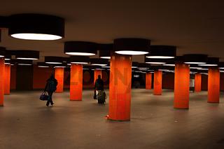 Undeground passage in Berlin