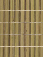 Asian bamboo mat texture background