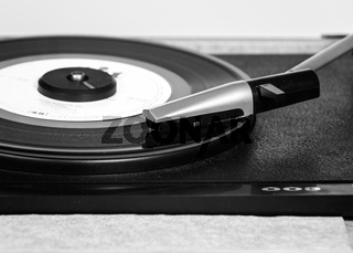 older record player